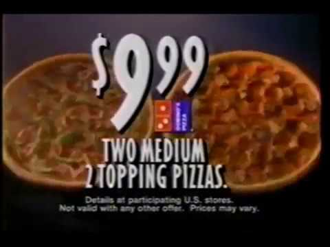 March 21, 1991 commercials