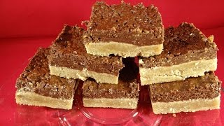 Crunchy Peanut Butter Bars- With Yoyomax12