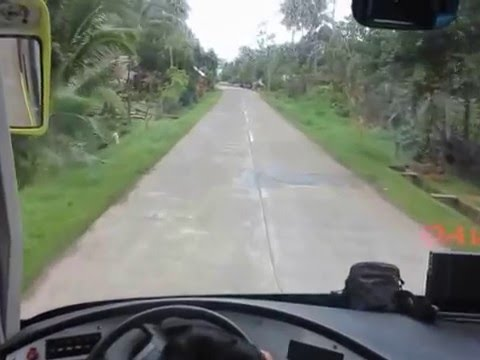 Travel with me to Siadol (Saddle Pass) Pintuyan, Southern Leyte