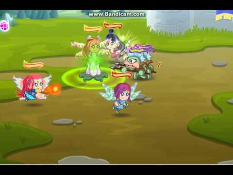 Винкс 4 Игра