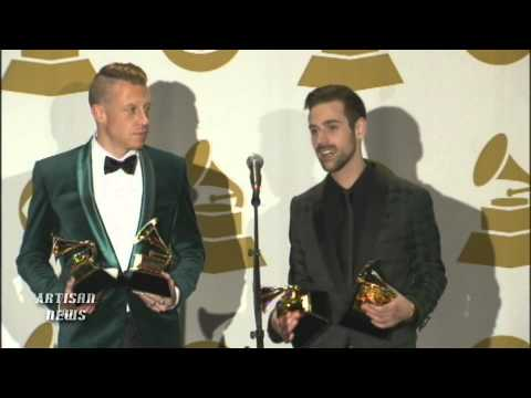 MACKLEMORE AND RYAN LEWIS PROVE INDEPENDENCE CAN WIN GRAMMY, ADMITS ROBBING KENDRICK LAMAR