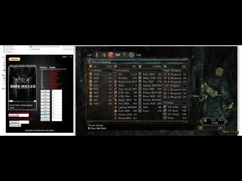 Трейнер Dark Souls 2 1.11