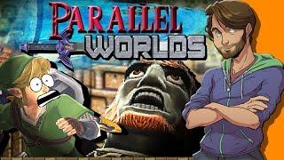 ZELDA PARALLEL WORLDS ROMHACK! - SpaceHamster
