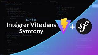 Miniature catégorie - Tutoriel Symfony/ViteJS : Utiliser ViteJS avec Symfony