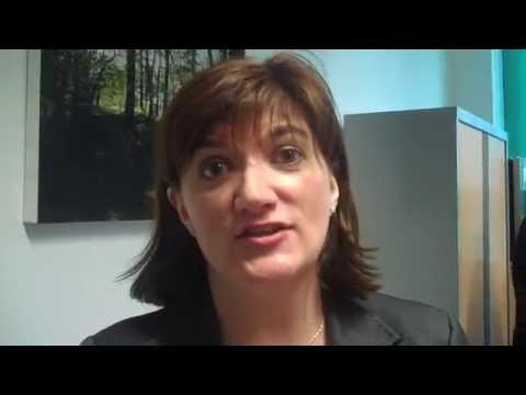 Secretary of State for Education, Nicky Morgan, is backing Barwell!