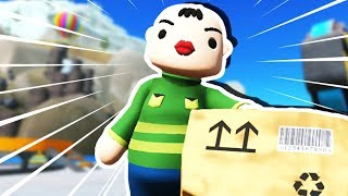 WHAT HAPPENED TO BALDI AND WHY IS HE DELIVERING STUFF?! | Totally Reliable Delivery Service