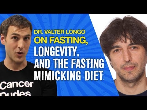 Dr. Valter Longo on  Fasting, Longevity and the Fasting Mimicking Diet