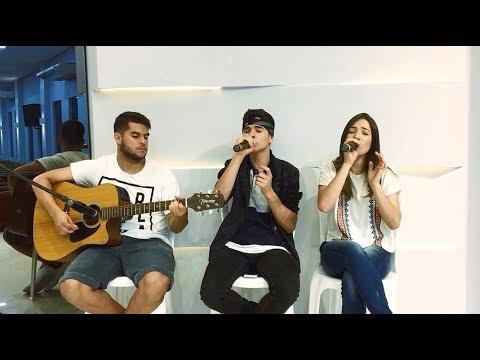 """Nossa Canção - Paulo Ricardo ft. Adrielle Santana """"cover"""" Gabriela Rocha e Leonardo Gonçalves"""