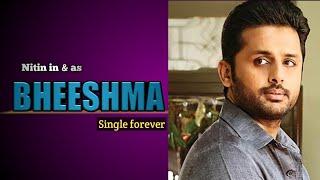 BHEESHMA new movie update || sitara entertainment || Nitin Hansika || Venky kodumula