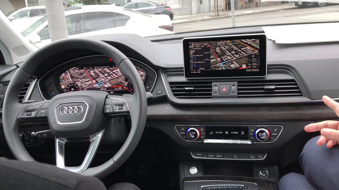 2018 BMW X3 vs 2018 Audi Q5