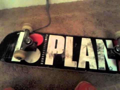 Planb team deck unboxing