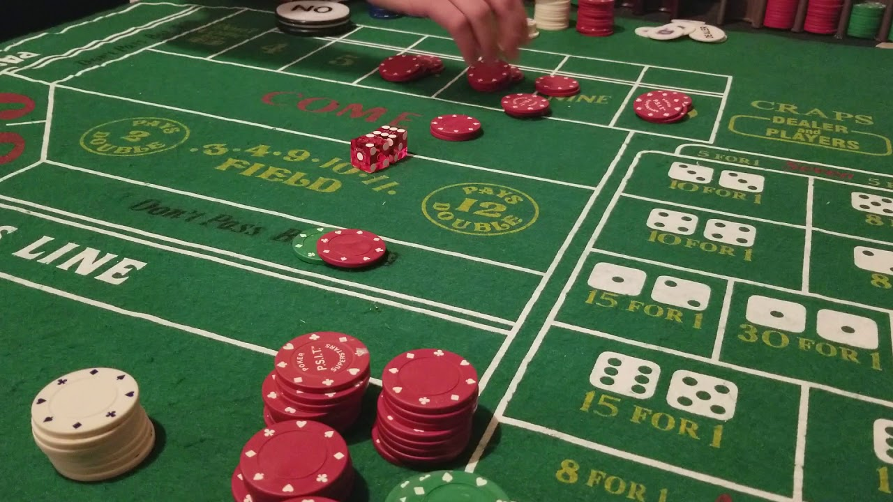 Good Craps Strategy