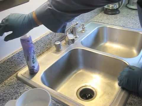 Eliminate Bad Sink Odors Fast Free Youtube