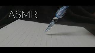 ASMR - Glass Pen[音フェチ]ガラスペン