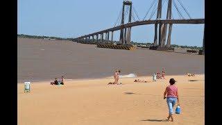 Habilitaron la playa Arazaty I en la ciudad capital