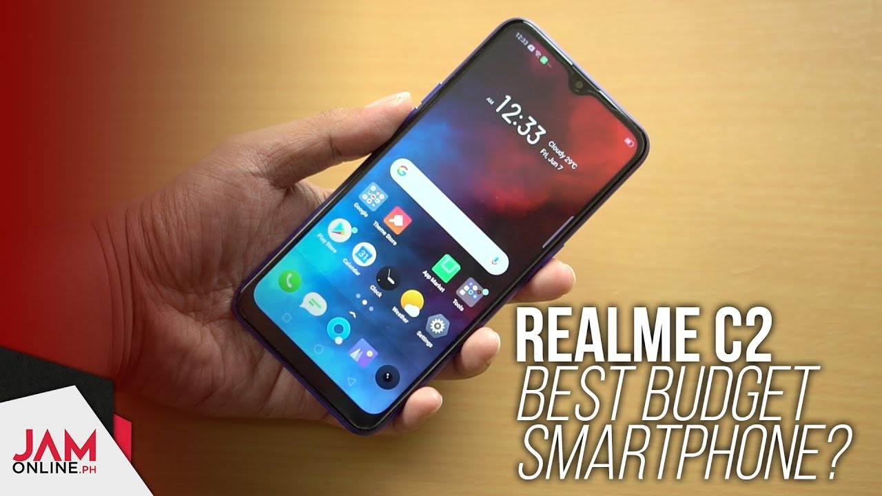 Realme C2 Unboxing & Hands On: Best Budget Smartphone of 2019?