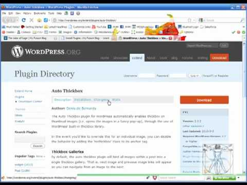 Adding a WordPress Plugin (6:04)