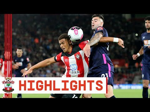 FULL HIGHLIGHTS | Southampton 1-3 AFC Bournemouth