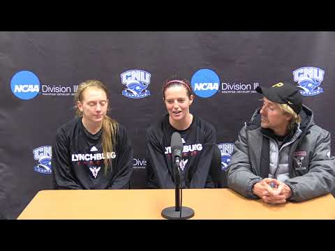 NCAA Women's Soccer Second Round - Lynchburg Press Conference