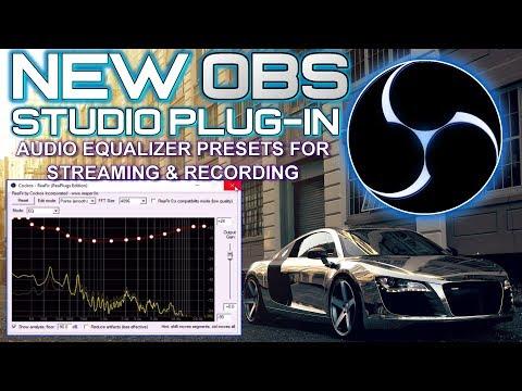 How To Make ANY Microphone Sound Better 👉 OBS STUDIO VST Plugin   Reaper PRESET EQ Audio Settings