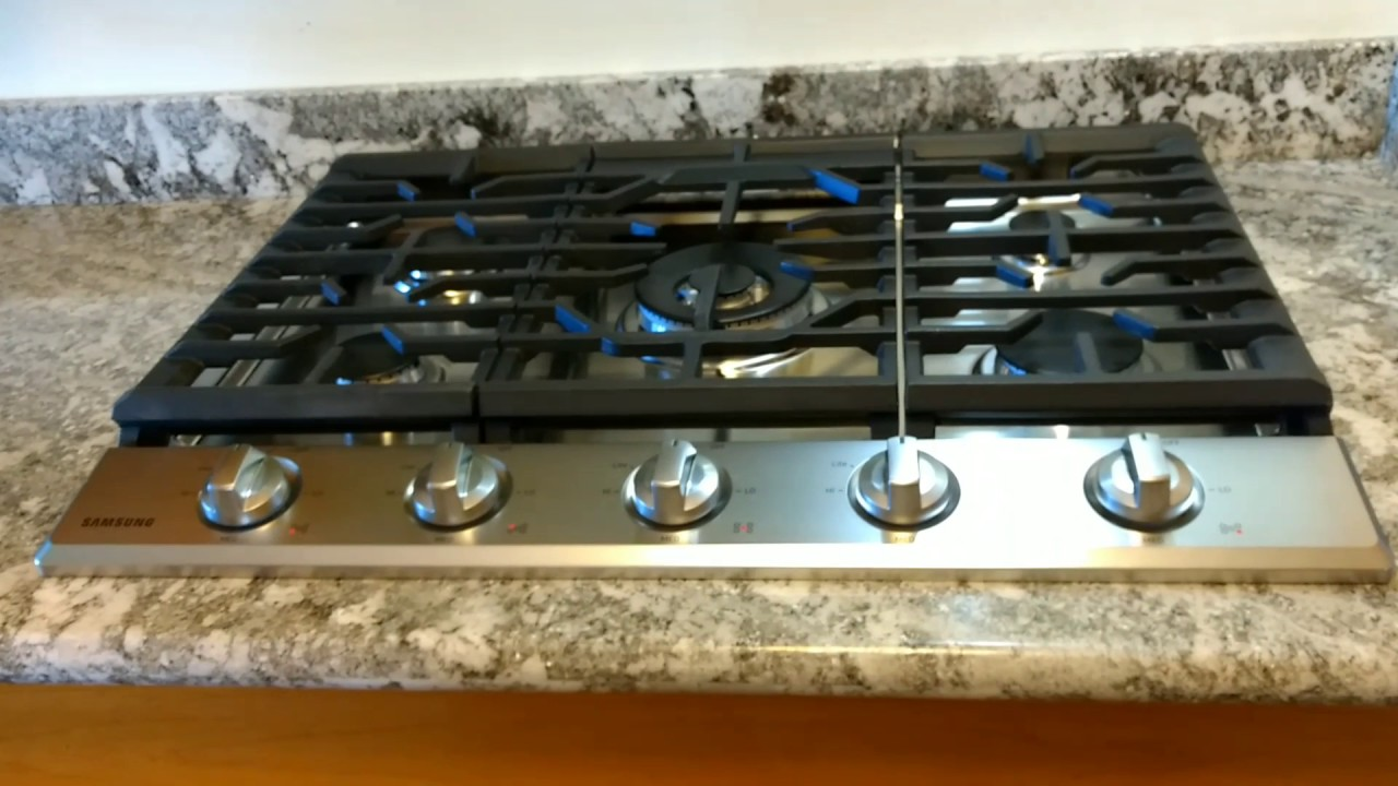 Gas stove not working