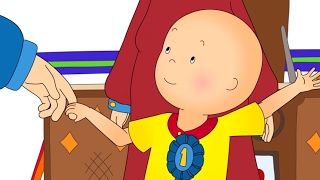 Funny Animated cartoon | Caillou's Dance lesson | WATCH CARTOON ONLINE | Cartoon for Children