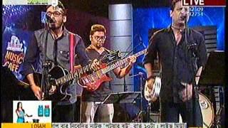 Live Eid Concert- Mon Amar Deho Ghori  (মন আমার দেহ ঘড়ি) - FeedBack Live On Desh TV