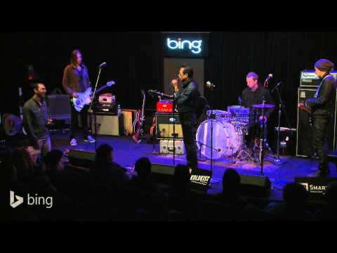 Alejandro Escovedo - Interview (Bing Lounge)