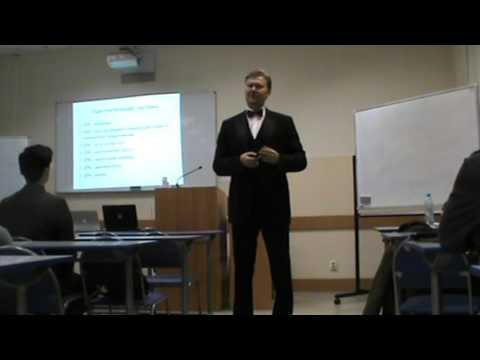 Макроэкономика. Первая лекция.