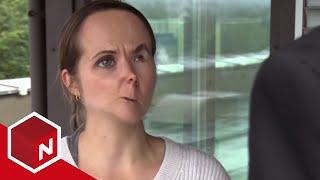 Live Nelviks ansikt ødelagt av trynevrengeren | Kjendiskveld | TVNorge