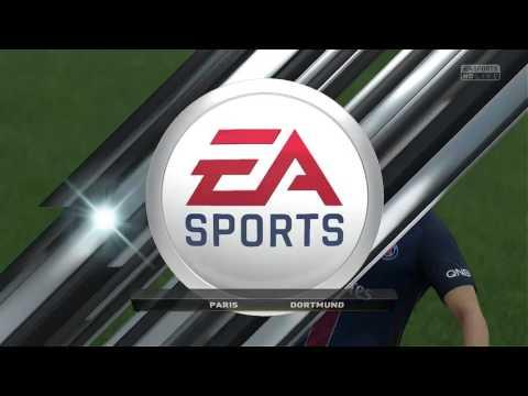 FIFA 17   PSG VS DORTMUND FULL GAMEPLAY (PS4/Xbox One)