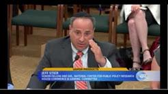 Jeff Stier Testifies About E-Cigarettes Before the Washington State Legislature
