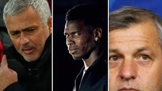 Le post WTF de Pogba Après limogeage de Mourinho / genesio à Manchester United ?! Réaction Messi ol