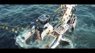 «Ростелеком» запустил в тестовую эксплуатацию подводную ВОЛС на участке «Сахалин – Камчатка»(Волоконно-оптический кабель проложен по дну Охотского моря, что позволило в четыре раза сократить путь..., 2016-09-06T08:50:27.000Z)