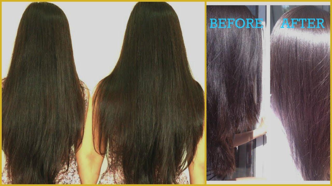 apply henna hair