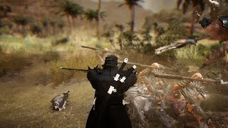 Black Desert Online NA - Ninja Awakening Showcase - Desert Fogans - PC