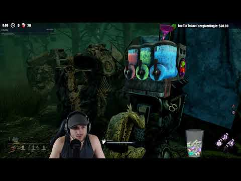 Dead by Daylight RANK 6 SURVIVOR! - THEY GONNA GET ME?