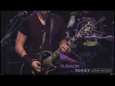 Nickelback - What Are You Waiting For? (LIVE)
