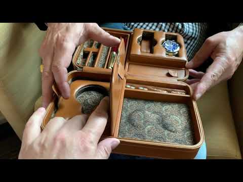 ITALIAN LUXURY WATCH BOX - SCATOLA DEL TEMPO