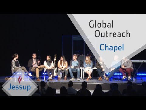 Jessup Chapel: Global Outreach (2017.10.04)