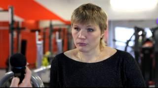 Как я похудела в тренажерном зале. История Надежды Торлоповой.