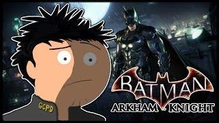 Batman Arkham Knight Обзор