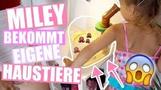 Miley bekommt ihre EIGENEN Haustiere 😱