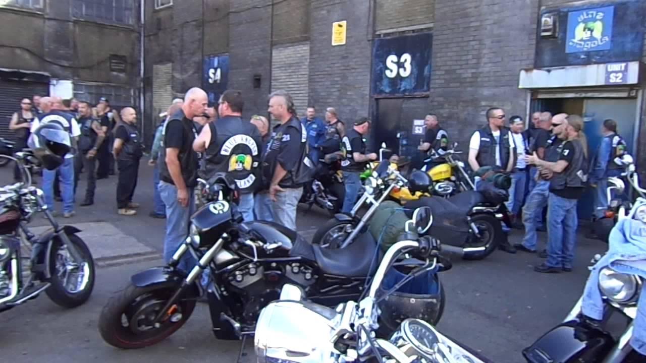 Blue Angels MC 50th Anniversary Run - YouTube  |Blue Black Motorcycle Club