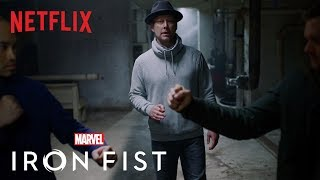 Marvel's Iron Fist: Season 2 | Violent Ballet [HD] | Netflix
