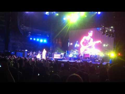 John Mayer Live Covered in Rain West Palm Beach 9/11/10