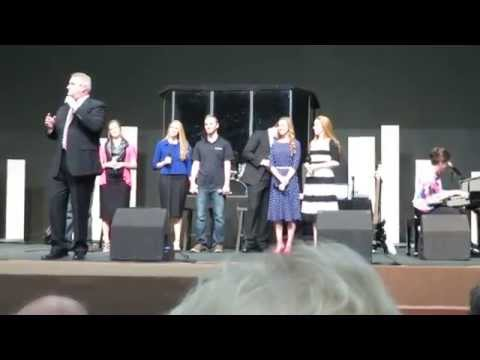 Collingsworth Family We Will Serve the Lord 072614