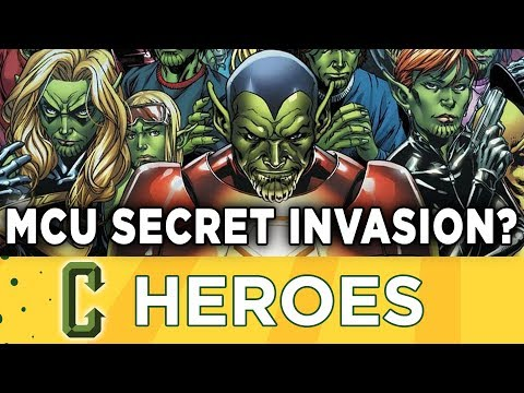 Secret Invasion: Will It Be Used For Phase Four of the MCU? - Collider Heroes