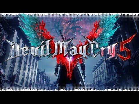 Посмотрим что ты за фрукт !)) Devil May Cry 5