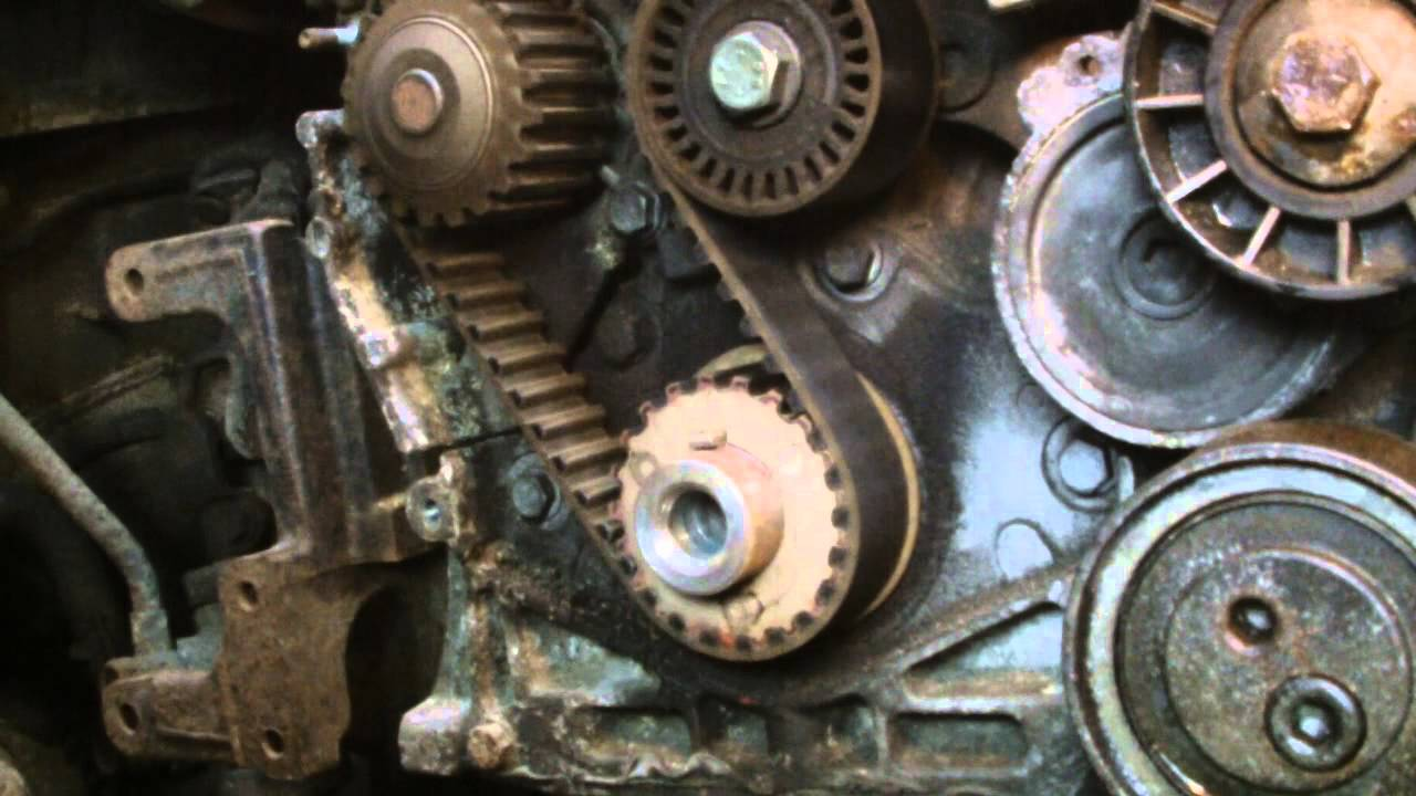 Citeron Peugeot Suzuki 2 0 Hdi Timing Belt Installation